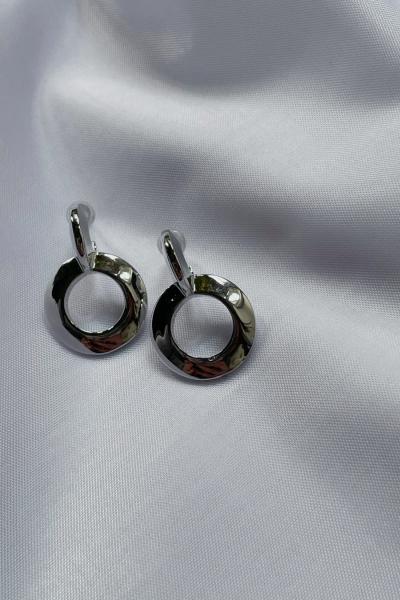 Kita Silver Earring Kita Silver Earring