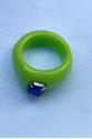Nilky Green Ring