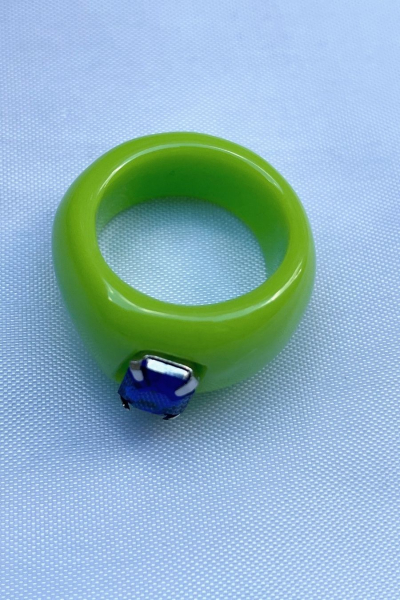 Nilky Green Ring Nilky Green Ring