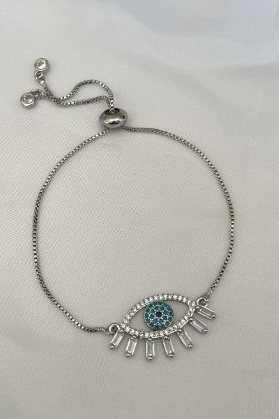 Blue Eye Bracelet Blue Eye Bracelet