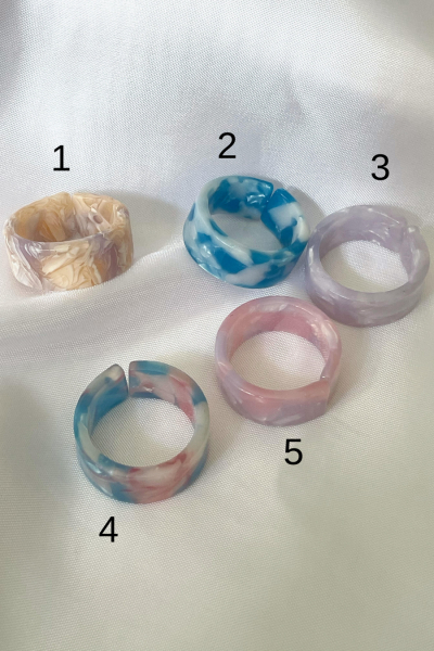 Marble Ring Series Marble Ring Series