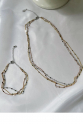 Doumo Necklace&Bracelet