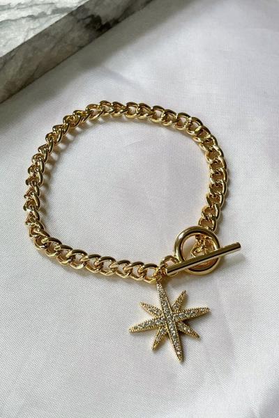 Lacey Star Bracelet