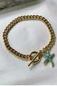 Lacey Starfish Bracelet
