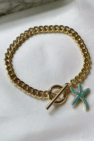Lacey Starfish Bracelet Lacey Starfish Bracelet
