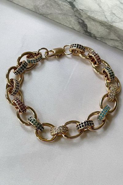 Color Train Bracelet