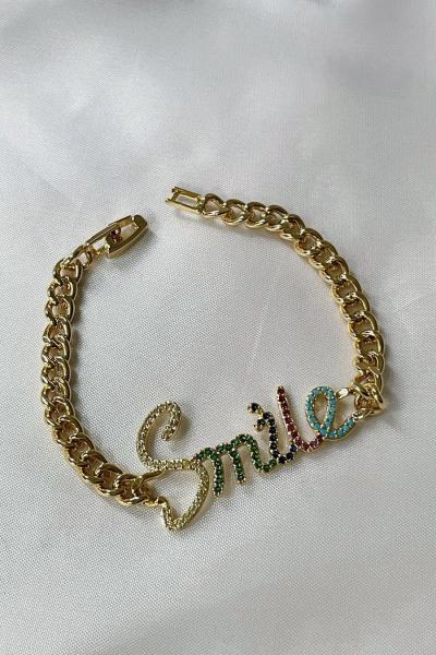 Smile Bracelet Smile Bracelet
