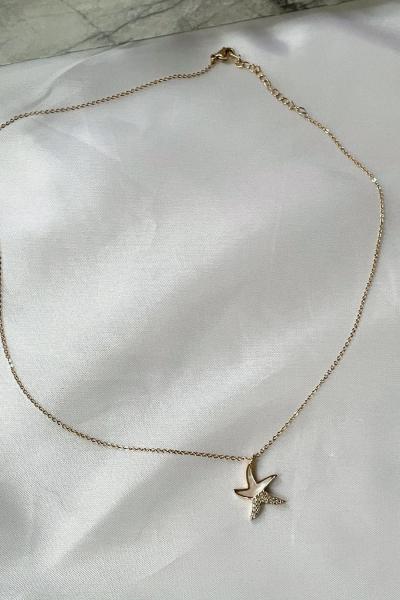 Starfish Necklace Starfish Necklace