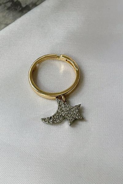 MoonStar Ring