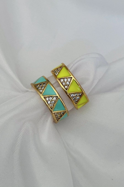 Triangle Ring Series