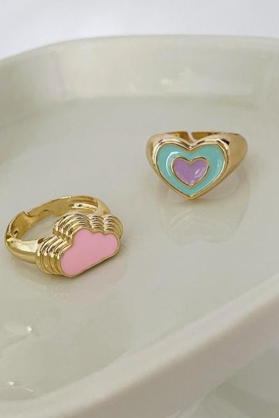 Loved-Up Rings