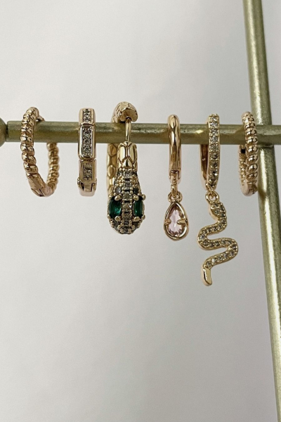 Giza Earring Set Giza Earring Set