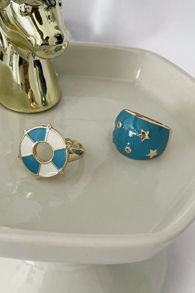 Blue Ring Series Blue Ring Series
