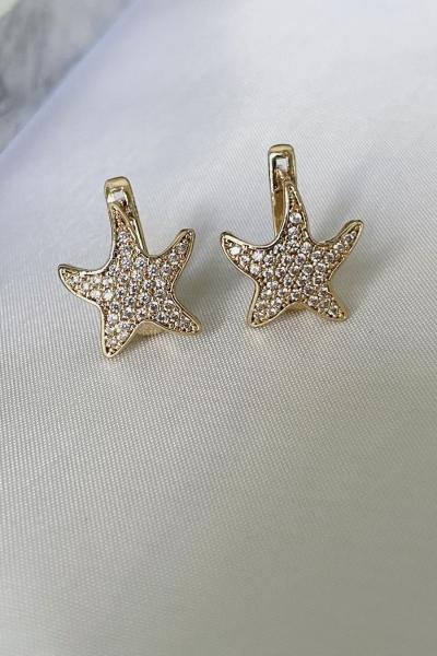 Starfish Earring Starfish Earring