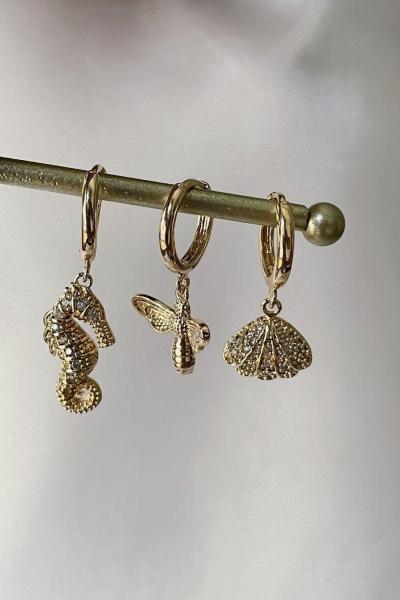 Nisse Earring Set Nisse Earring Set