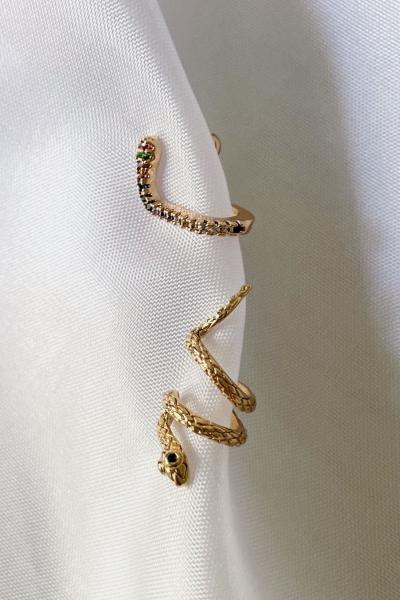 Snake Mini Earcuff