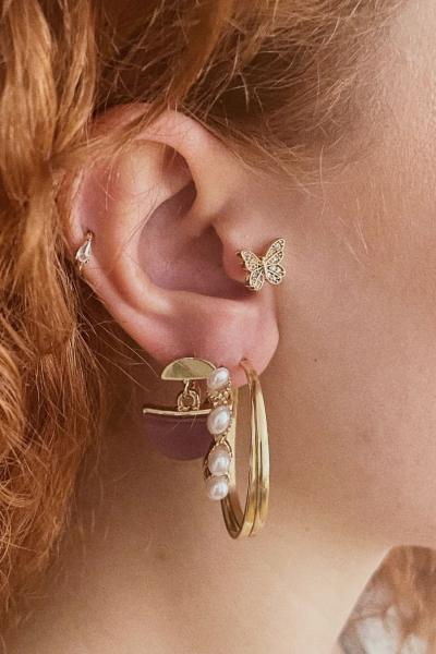Aura Earring Set