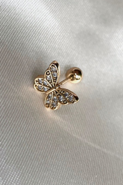 Butterfly Tragus