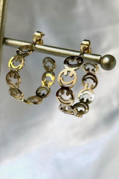 Sonrisa Earring