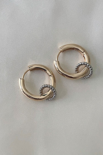 Spin G Earring