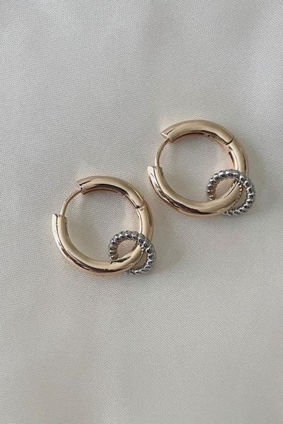 Spin G Earring Spin G Earring