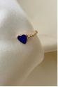 Blue Love Earcuff