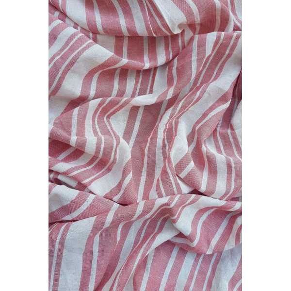 Pink Linen Headwrap Pink Linen Headwrap