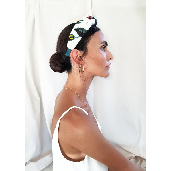 White Headtrend