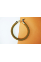 ELEMENTS - Dark Yellow Thick Necklace