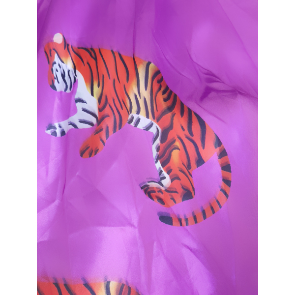 Pink Tiger Satin  Pink Tiger Satin