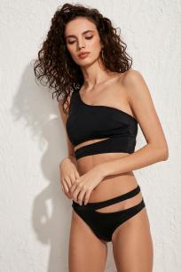 Dionis Siyah Bikini Altı LM19201 Black