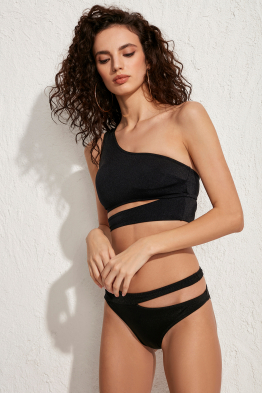 Less is More Dionis Siyah Bikini Altı LM19201 Black