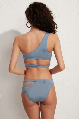 Less is More Dionis Mavi Bikini Altı LM19201 Blue