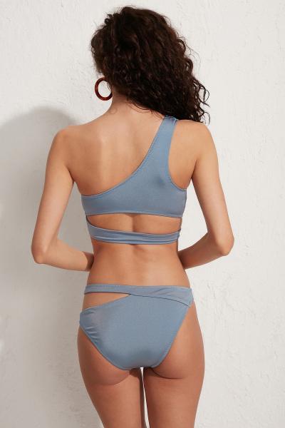 Less is More Dionis Mavi Bikini Altı LM19201 Blue