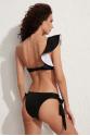 Pearl Siyah Bağlamalı Bikini Altı LM18204 Black