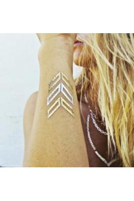 Flash'n Tattoo Flash Tattoo- Metalik Geçici Dövme 22