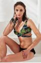 Zoe Bikini Üstü Tiger LM17107