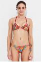 Crochet Bikini Üstü Rose LM17112