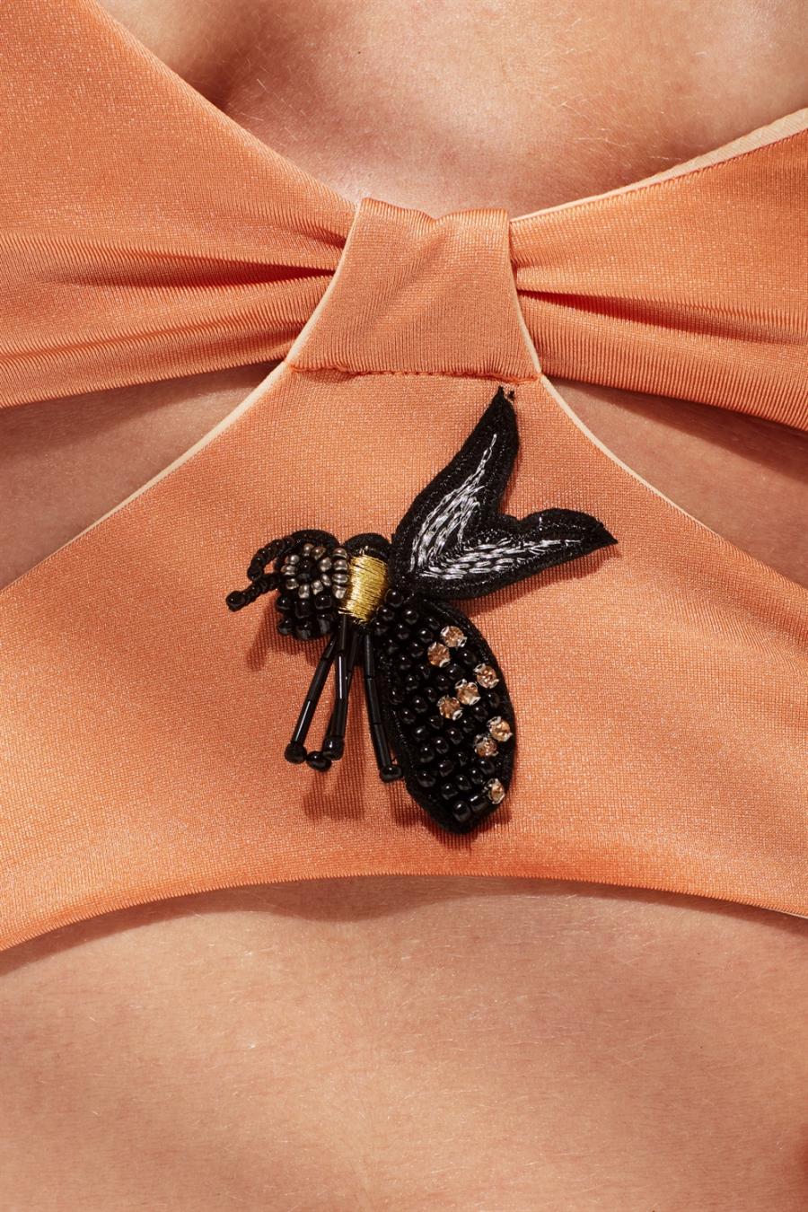 Joane Bikini Üstü Bronze LM17117