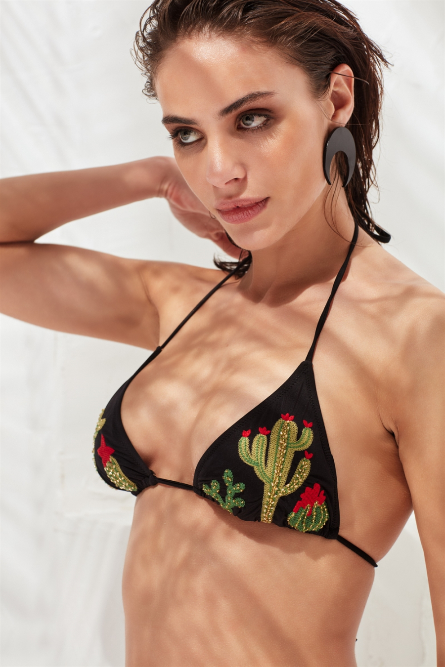 Cactus Bikini Üstü LM17119
