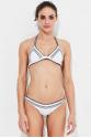 Crochet Bikini Altı White LM17202
