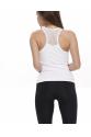 Beyaz File Detaylı Spor Atlet BT3001