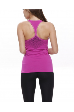 Beauty Fit Neon Pembe  File Detaylı Spor Atlet BT3001