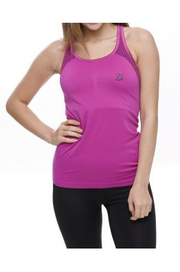 Beauty Fit Neon Pembe  File Detaylı Spor Atlet BT3001