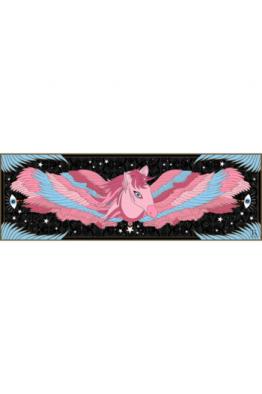 Tukutukum Tukutukum Pink Angel Fular