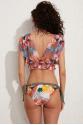 Bodrum Tüllü Bikini Üstü LM20103_Hawai