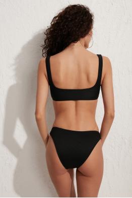 Less is More Diana Siyah Bikini Altı LM20206_Black