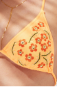 Flower Bikini Üstü Orange LM17114