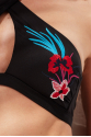 Tahiti Bikini Üstü Black LM17130