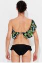 Fringed Bikini Altı Siyah LM17201